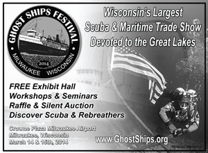 Ghost Ships Festival ad